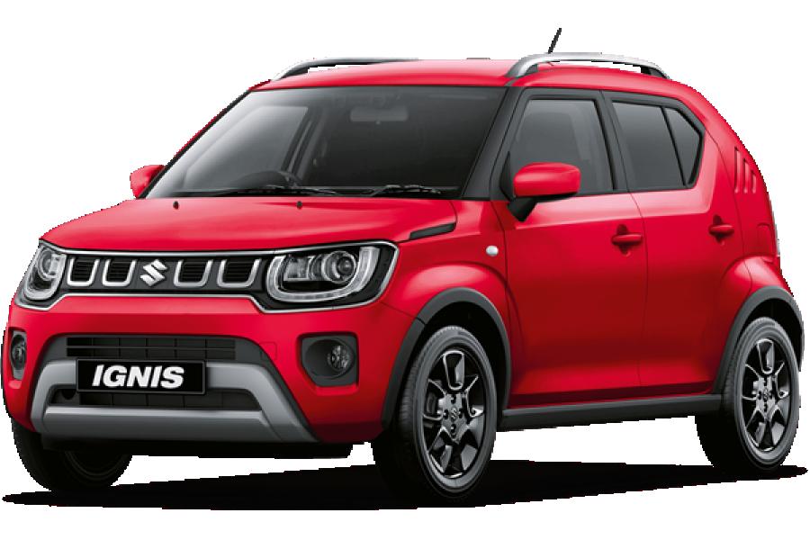 Suzuki Ignis Hatchback 1.2 Dualjet 12V Hybrid SZ-T 5dr CVT