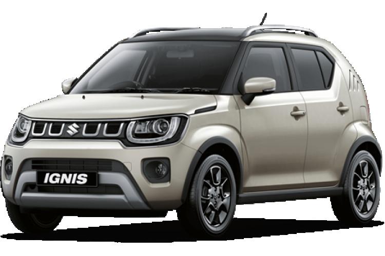 Suzuki Ignis Lease Offer