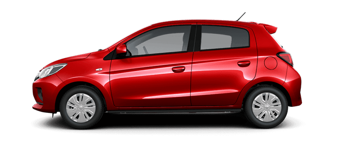 Mitsubishi Mirage Lease Offer