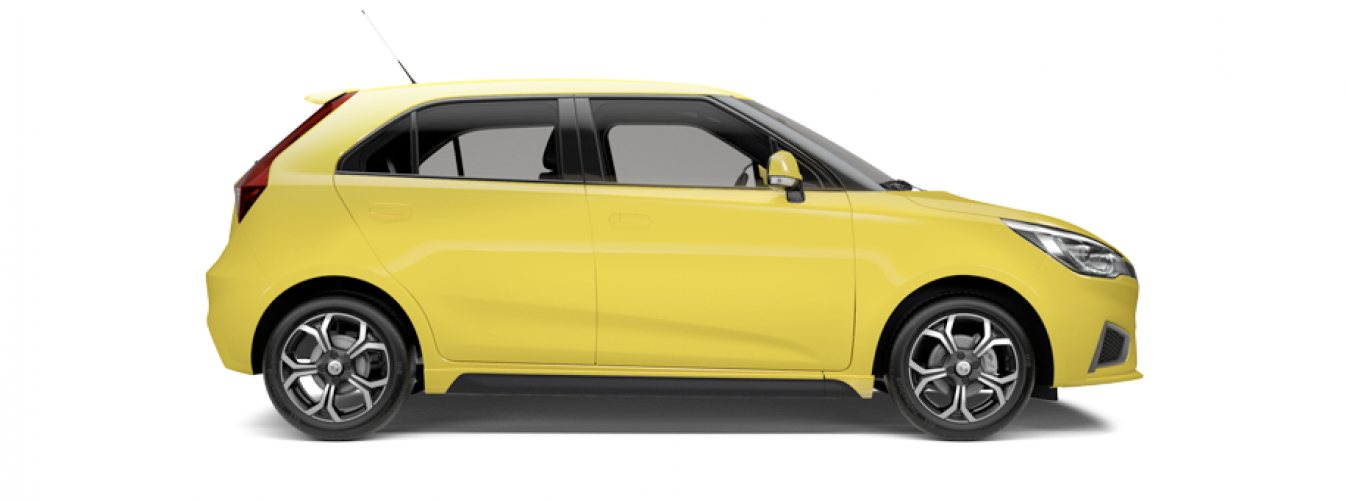 MG3 Excite MT Lease Offer