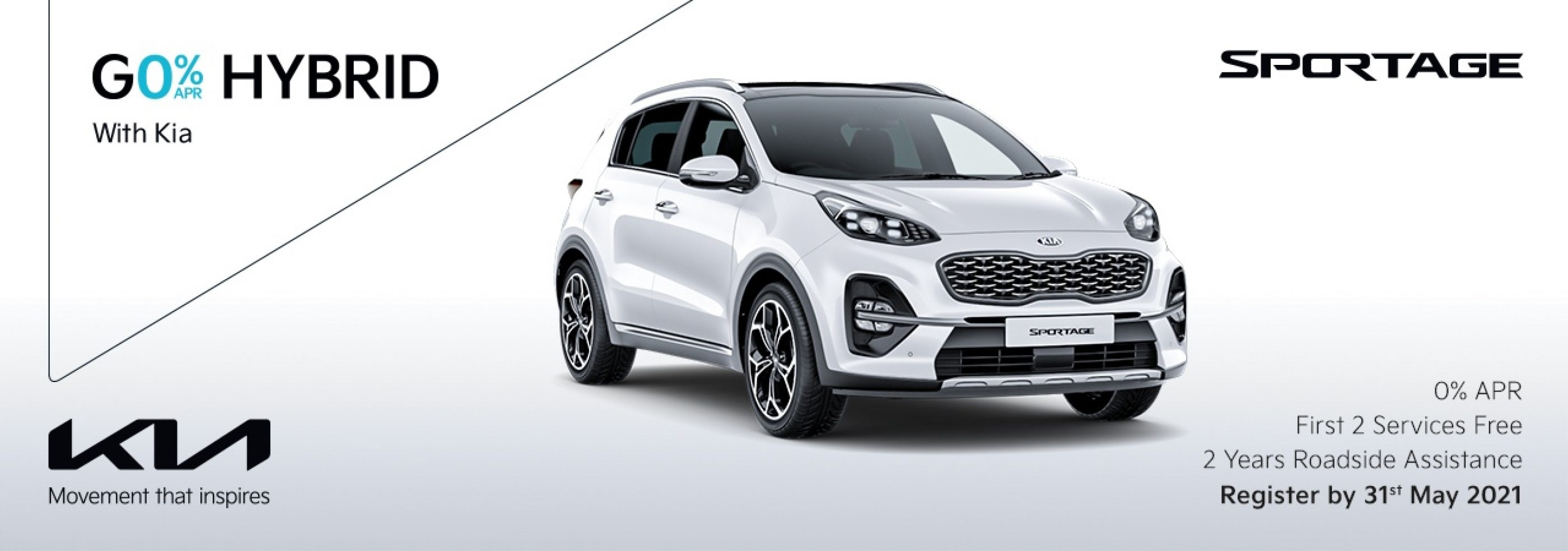 Gohybrid sportage updated